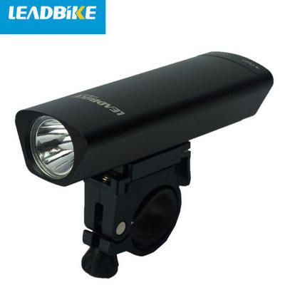 LEADBIKE A56 LED Flashlight 3 Modes Bicycle Front Light