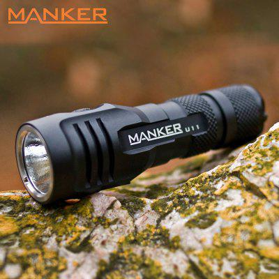 Manker U11 CREE XPL V5 1050LM Rechargeable LED Flashlight