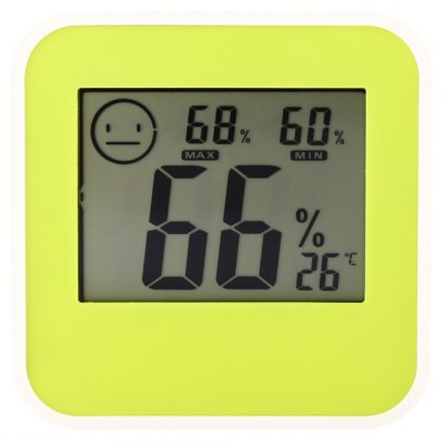 DC205 2 in 1 Digital Temperature Humidity Meter