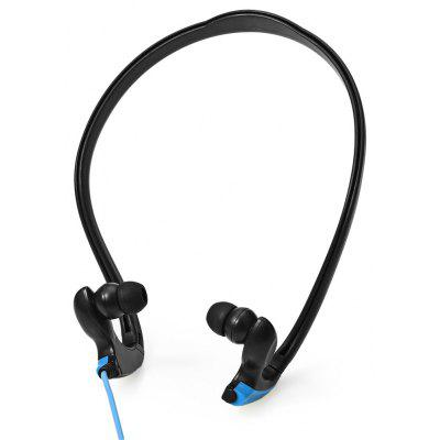 Kimmar J039 Sport Sweat Resistant Earphones with Mic