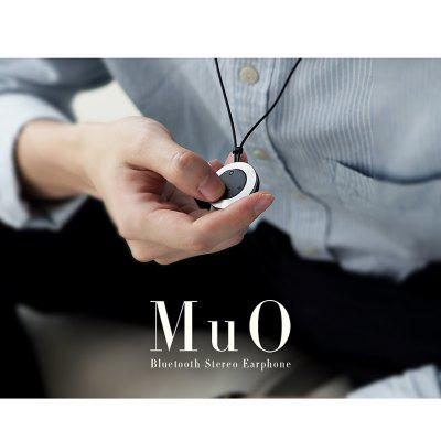 Rock MuO Bluetooth HiFi Music Sport In-ear Earbuds with Mic
