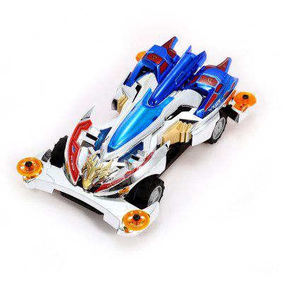 AULDEY 88502 ABS Racing Car with Brushed Motor for Competition Game