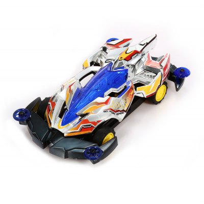 AULDEY 88512 ABS Racing Car with Brushed Motor for Competition Game