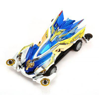 AULDEY 88506 ABS Racing Car with Brushed Motor for Competition Game