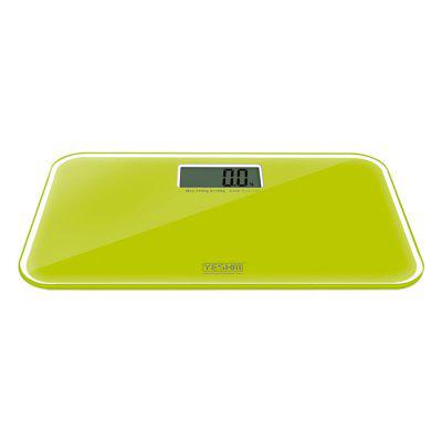 YESHM YHB8310 Portable Personal ScalesBody Scale<br>YESHM YHB8310 Portable Personal Scales<br><br>Material: ABS and tempered glass<br>Model: YHB1830<br>Package Contents: 1 x Fat Scale, 1 x Bilingual Manual in English and Chinese, 1 x CR2032 Battery<br>Package size (L x W x H): 34.30 x 21.00 x 4.50 cm / 13.5 x 8.27 x 1.77 inches<br>Package weight: 1.020 kg<br>Product size (L x W x H): 30.00 x 18.00 x 1.75 cm / 11.81 x 7.09 x 0.69 inches<br>Product weight: 0.810 kg<br>Type: Portable Personal Scale