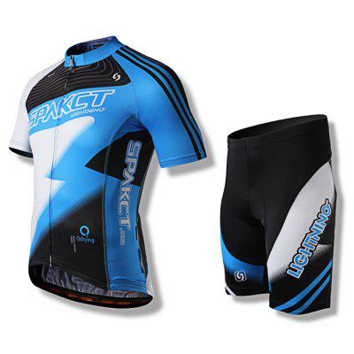 SPAKCT S15N02 / S15N04 Cycling Suit
