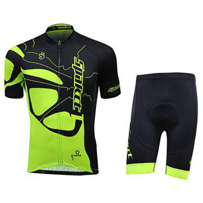 SPAKCT S16C20 / S16T20 Cycling Suit