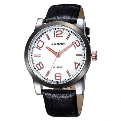 SINOBI 1040 Male Quartz Watch