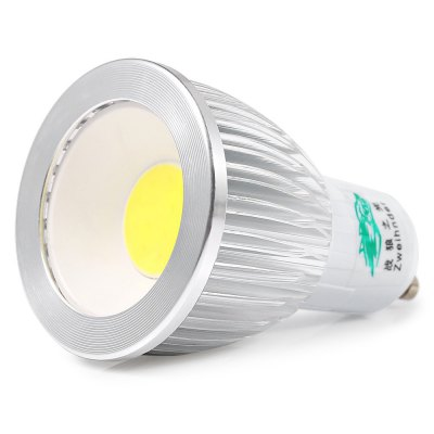 Zweihnder COB 450LM GU10 5W LED Lamp Bulb Energy Saving
