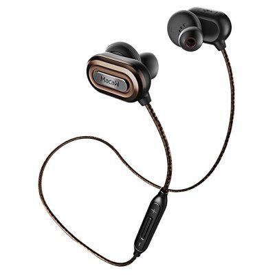 MACAW T1000 Bluetooth HiFi Sport Earbuds with Mic Volume Control