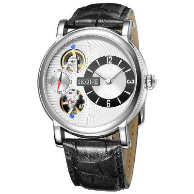 SKONE 1037 Dual Movt Male Watch