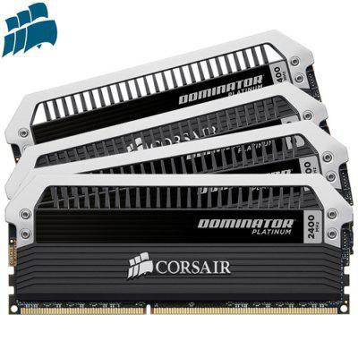 CORSAIR DOMINATOR CMD32GX3M4A2400C10 4PCS Memory Bank