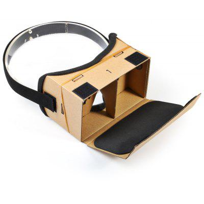 Cardboard DIY 3D VR Glasses for 3.5   5.5 inch Smartphone