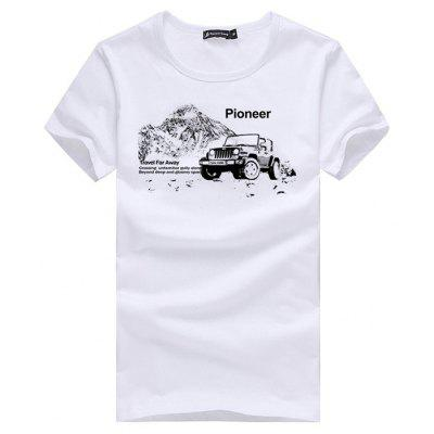 Pioneer Camp White T Shirt