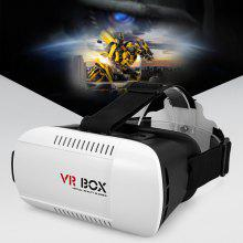 VR BOX Version 3D Virtual Reality Glasses 4.7 - 6.0 inches Universal Headset Magic Private Theater