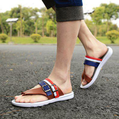 Summer Men Anti-slip Flip-flop Slipper