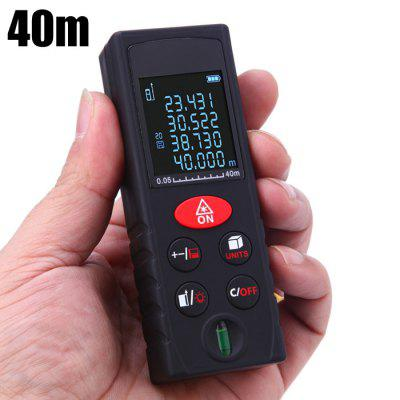 KXL-D40 40m Handheld Range Finder Laser Meter Measuring Devices Tool