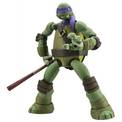 PVC Movie Turtle Action Figure - 7 inch