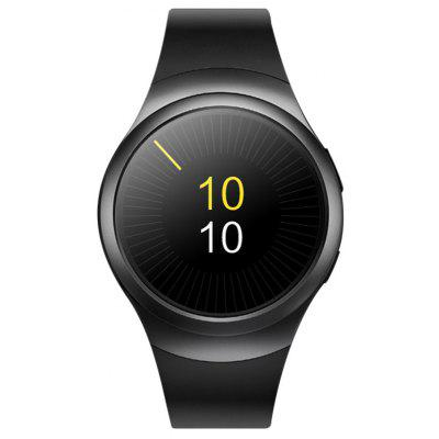 LYW9 1.3 inch Round Screen Smartwatch