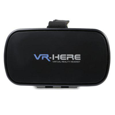 VR HERE 3D Virtual Reality Glasses Self-adhesive Case