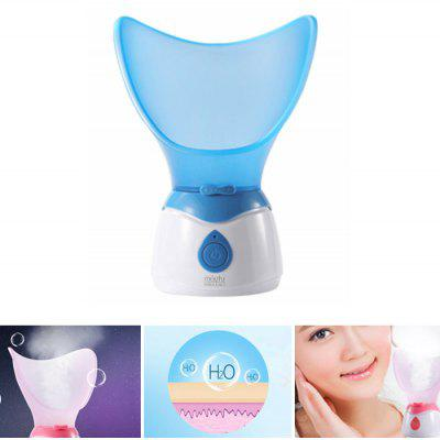 WIKILEAKS 1829 Facial SteamerSkin Care<br>WIKILEAKS 1829 Facial Steamer<br><br>Brand: WIKILEAKS<br>Color: Blue,Orange,Pink<br>Frequency: 50Hz<br>Model: 1929<br>Package Contents: 1 x Facial Steamer Machine, 1 x English User Manual<br>Package size (L x W x H): 21.00 x 31.50 x 17.00 cm / 8.27 x 12.4 x 6.69 inches<br>Package weight: 0.7040 kg<br>Power (W): 230W<br>Product size (L x W x H): 20.00 x 26.00 x 11.50 cm / 7.87 x 10.24 x 4.53 inches<br>Product weight: 0.3940 kg<br>Voltage (V): 220V