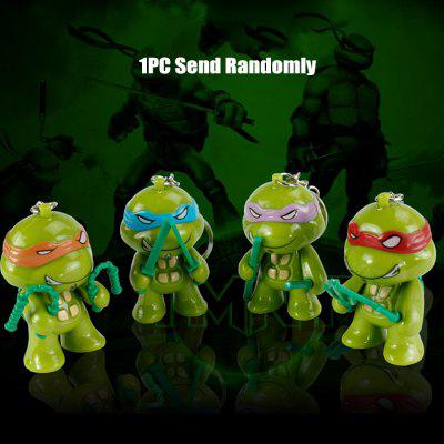 5.7cm 1PC LED Lighting Sound Turtle Key ChainKey Chains<br>5.7cm 1PC LED Lighting Sound Turtle Key Chain<br><br>Design Style: Fashion<br>Gender: Unisex<br>Materials: Plastic<br>Package Contents: 1 x Turtle Style Key Chain<br>Package size: 15.00 x 10.00 x 5.00 cm / 5.91 x 3.94 x 1.97 inches<br>Package weight: 0.020 kg<br>Stem From: Other<br>Theme: Movie and TV