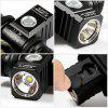 Jetbeam HR25 Farol LED - PRETO