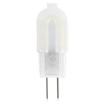 5PCS UltraFire 12 x SMD2835 G4 2W 217Lm Mini LED Corn LampLED Bi-pin Lights<br>5PCS UltraFire 12 x SMD2835 G4 2W 217Lm Mini LED Corn Lamp<br><br>Available Light Color: Warm White,White<br>Brand: Ultrafire<br>CCT/Wavelength: 3000K,6500K<br>Emitter Types: SMD 2835<br>Features: Long Life Expectancy, Energy Saving<br>Function: Studio and Exhibition Lighting, Commercial Lighting, Home Lighting<br>Holder: G4<br>Luminous Flux: 217LM<br>Output Power: 2W<br>Package Contents: 5 x UltraFire LED Corn Capsule Bulb<br>Package size (L x W x H): 10.50 x 4.50 x 2.00 cm / 4.13 x 1.77 x 0.79 inches<br>Package weight: 0.031 kg<br>Product size (L x W x H): 3.80 x 1.30 x 1.00 cm / 1.5 x 0.51 x 0.39 inches<br>Product weight: 0.004 kg<br>Sheathing Material: PC<br>Total Emitters: 12<br>Type: Corn Bulbs<br>Voltage (V): AC 220