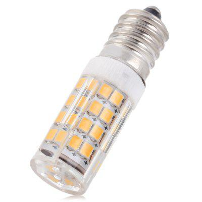 UltraFire Short Ceramic LED Corn Bulb Mini Decoration LightLED Bi-pin Lights<br>UltraFire Short Ceramic LED Corn Bulb Mini Decoration Light<br><br>Available Light Color: Warm White,White<br>Brand: Ultrafire<br>CCT/Wavelength: 3000K,6500K<br>Emitter Types: SMD 2835<br>Features: Long Life Expectancy, Energy Saving<br>Function: Studio and Exhibition Lighting, Commercial Lighting, Home Lighting<br>Holder: E14<br>Luminous Flux: 689LM<br>Output Power: 7W<br>Package Contents: 1 x UltraFire Ceramic LED Corn Lamp<br>Package size (L x W x H): 8.00 x 2.00 x 2.00 cm / 3.15 x 0.79 x 0.79 inches<br>Package weight: 0.027 kg<br>Product size (L x W x H): 5.50 x 1.60 x 1.60 cm / 2.17 x 0.63 x 0.63 inches<br>Product weight: 0.014 kg<br>Sheathing Material: Ceramics<br>Total Emitters: 51<br>Type: Corn Bulbs<br>Voltage (V): AC 220