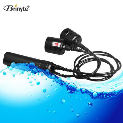 Brinyte DIV20 Diving Cree Flashlight