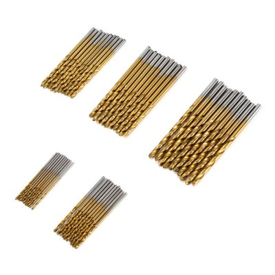 5 Pack Micro Twist Drill Bit for Craft Work