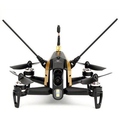Buy BLACK Walkera Rodeo 150 Racing Drone BNF for $164.43 in GearBest store