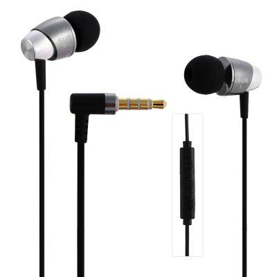 SUR S525 Dynamic Stereo Music In-ear Earphones Drive-by-wire