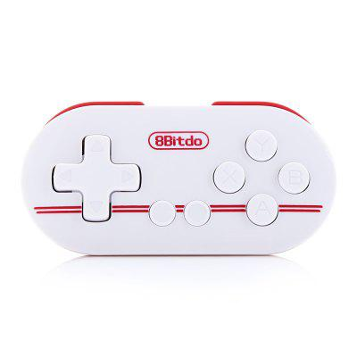 8Bitdo ZERO FC30 Bluetooth Remote ControllerGame Controllers<br>8Bitdo ZERO FC30 Bluetooth Remote Controller<br><br>Battery Type: Built-in<br>Bluetooth Version: V3.0<br>Charge way: USB Charge<br>Charging Time: 1 - 2 hours<br>Compatible with: PC, IOS, Android<br>Connection Type: Bluetooth<br>Functions: Bluetooth<br>Model: FC30<br>Package Contents: 1 x Controller, 1 x USB Cable, 1 x Hand Rope<br>Package size: 17.50 x 14.50 x 4.00 cm / 6.89 x 5.71 x 1.57 inches<br>Package weight: 0.080 kg<br>Product size: 7.50 x 3.50 x 0.50 cm / 2.95 x 1.38 x 0.2 inches<br>Product weight: 0.020 kg<br>System support: IOS, Android, PC<br>Working Time: About 20 hours