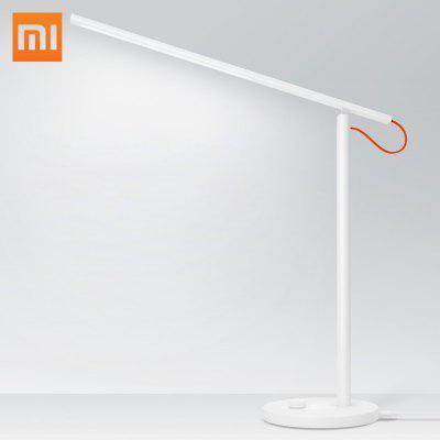 Xiaomi Mijia Smart LED Desk Lamp 220v 10x desk clip on led illuminated green optical big magnifying glass led lamp folding stand large magnifier with led lights