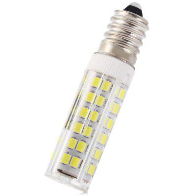 UltraFire 9W E14 75 x SMD 2835 889LM LED Capsule Corn BulbCorn Bulbs<br>UltraFire 9W E14 75 x SMD 2835 889LM LED Capsule Corn Bulb<br><br>Available Light Color: White<br>Brand: Ultrafire<br>CCT/Wavelength: 6500K<br>Emitter Types: SMD 2835<br>Features: Low Power Consumption, Long Life Expectancy<br>Function: Studio and Exhibition Lighting, Commercial Lighting, Home Lighting<br>Holder: E14<br>Luminous Flux: 889LM<br>Output Power: 9W<br>Package Contents: 1 x LED Corn Bulb<br>Package size (L x W x H): 8.50 x 2.50 x 2.50 cm / 3.35 x 0.98 x 0.98 inches<br>Package weight: 0.025 kg<br>Product size (L x W x H): 6.20 x 1.00 x 1.00 cm / 2.44 x 0.39 x 0.39 inches<br>Product weight: 0.017 kg<br>Sheathing Material: Ceramics<br>Total Emitters: 26pcs<br>Type: Corn Bulbs<br>Voltage (V): AC 220
