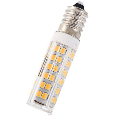 UltraFire 9W E14 75 x SMD 2835 889LM LED Capsule Corn BulbCorn Bulbs<br>UltraFire 9W E14 75 x SMD 2835 889LM LED Capsule Corn Bulb<br><br>Available Light Color: Warm White<br>Brand: Ultrafire<br>CCT/Wavelength: 3000K<br>Emitter Types: SMD 2835<br>Features: Low Power Consumption, Long Life Expectancy<br>Function: Studio and Exhibition Lighting, Commercial Lighting, Home Lighting<br>Holder: E14<br>Luminous Flux: 889LM<br>Output Power: 9W<br>Package Contents: 1 x LED Corn Bulb<br>Package size (L x W x H): 8.50 x 2.50 x 2.50 cm / 3.35 x 0.98 x 0.98 inches<br>Package weight: 0.025 kg<br>Product size (L x W x H): 6.20 x 1.00 x 1.00 cm / 2.44 x 0.39 x 0.39 inches<br>Product weight: 0.017 kg<br>Sheathing Material: Ceramics<br>Total Emitters: 26pcs<br>Type: Corn Bulbs<br>Voltage (V): AC 220