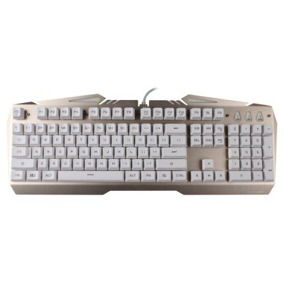 Team Wolf G17 Mechanical Keyboard with LED Backlit