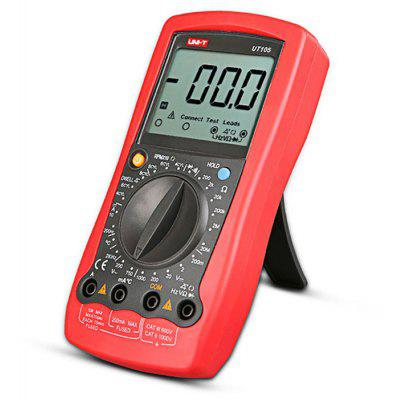 UNI - T UT105 Handheld Auto Range Digital Automotive Multimeter LCD Data Hold