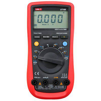 UNI - T UT108 Portable Digital Automotive Multimeter