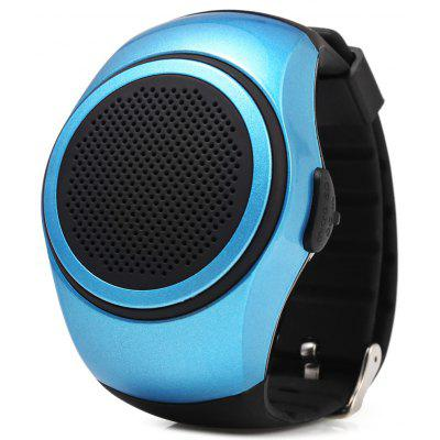 Ourspop B20 Armbanuhr mit MP3 Musik Player / Wireless Bluetooth Lautsprecher
