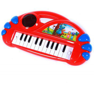 Cute Cartoon Electronic Organ Children Educational Toy