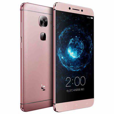 Buy ROSE GOLD LeTV Leeco Le 2 Pro 4G Phablet for $249.06 in GearBest store