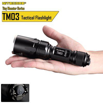 NITECORE TM03 LED Flashlight