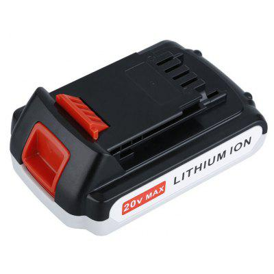 20V 2.0Ah 2000mAh Li-ion Rechargeable Battery