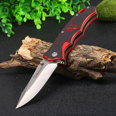 HARNDS CK7006A Clip Pocket Knife