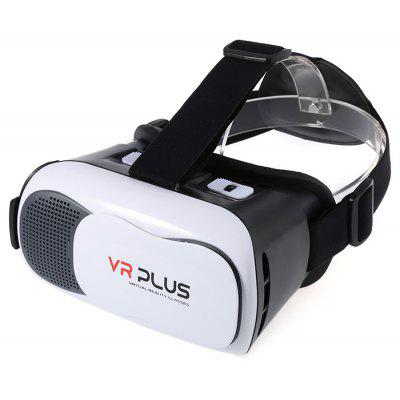 VR PLUS 3D Immersive Glasses for 4 - 6 inch Smartphone