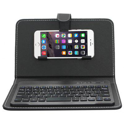 ENKAY Bluetooth 3.0 Keyboard Phone Back Case