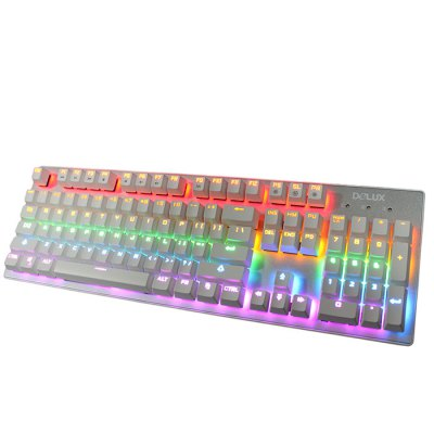 Delux KM05 Wired USB Gaming Keyboard