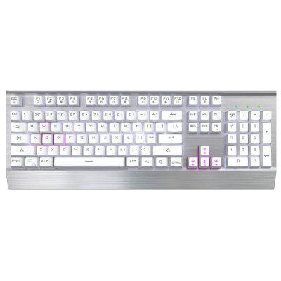 Delux KM02 Wired USB Gaming Keyboard